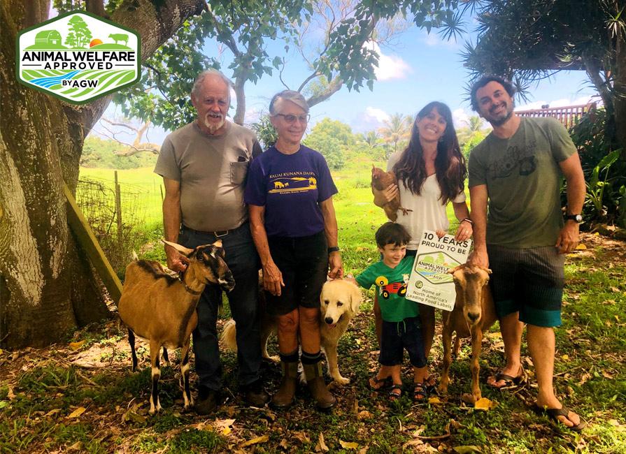 Kaua'i Kunana Dairy In Kilauea, Hawaii Farm Profile