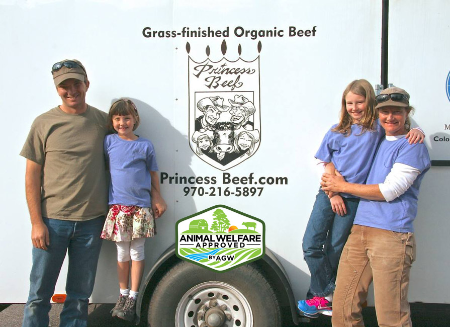 Princess Beef In Hotchkiss, CO