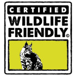 Certified Wildlife Friendly