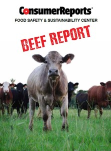 Consumer Reports 'Beef Report'