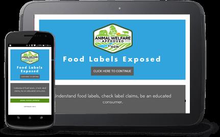 Food Labels | A Greener World