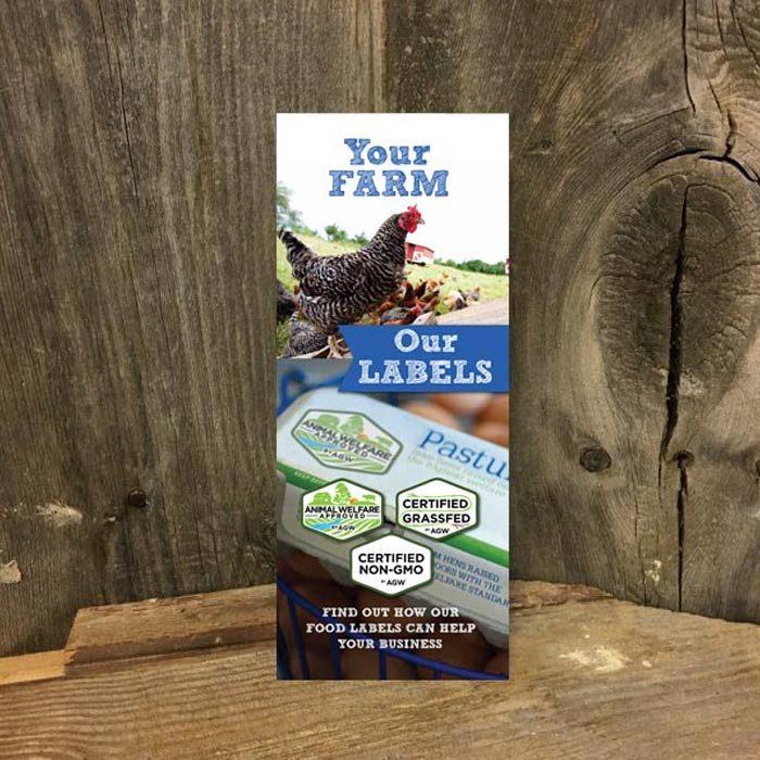 Shop AGW's Farmer Brochures for North America