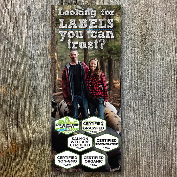 Shop AGW's Consumer Brochures