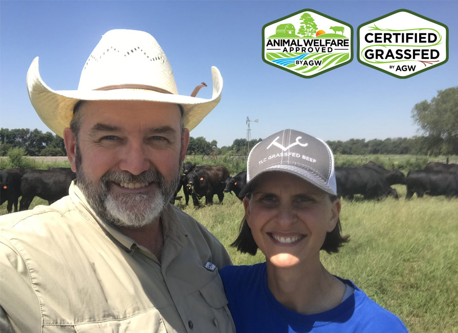 Thomas Land & Cattle, TLC Grassfed Beef In Enid, OK Farm Profile