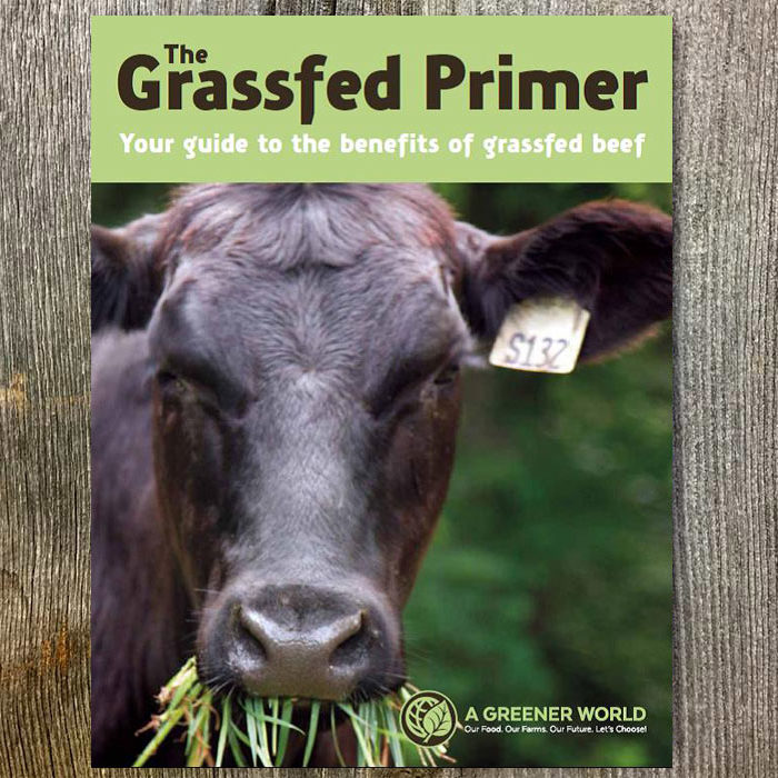 "Shop AGW's ""The Grassfed Primer"" publication."