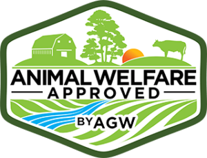 certified animal welfare approved by agw a greener world