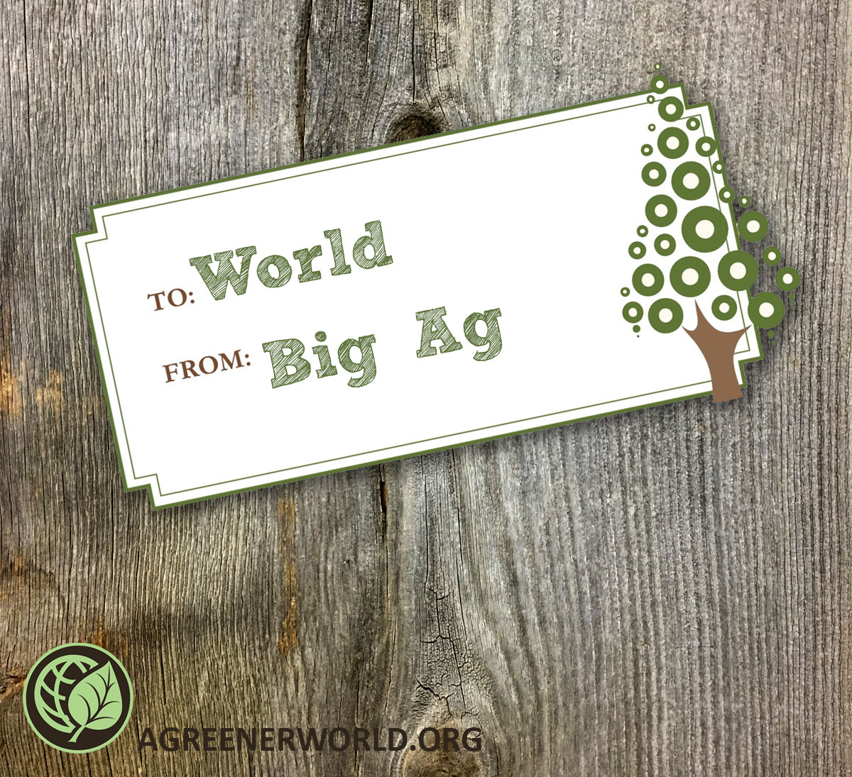 Big Ag Gifts For 2018 Blog