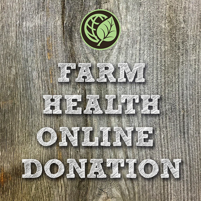 Farm Health Online Donations