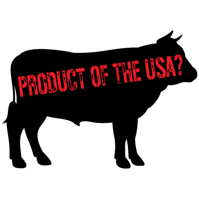 Product Of The USA?