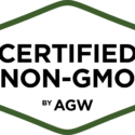 Certified Non-GMO By AGW Product Addition Fee