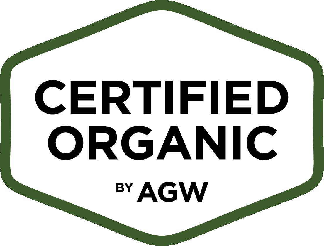 Download Certified Organic by AGW logo