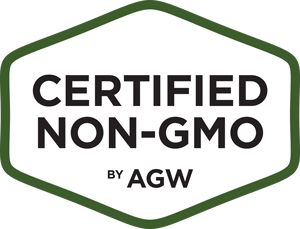 Download Certified Non-GMO By AGW Logo