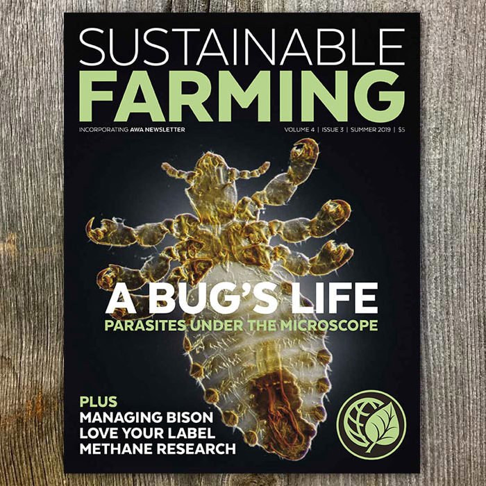 Sustainable Farming Magazine (Summer 2019) Pack Of 5