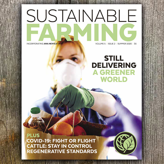Sustainable Farming Magazine (Summer 2020 Issue) Pack Of Five