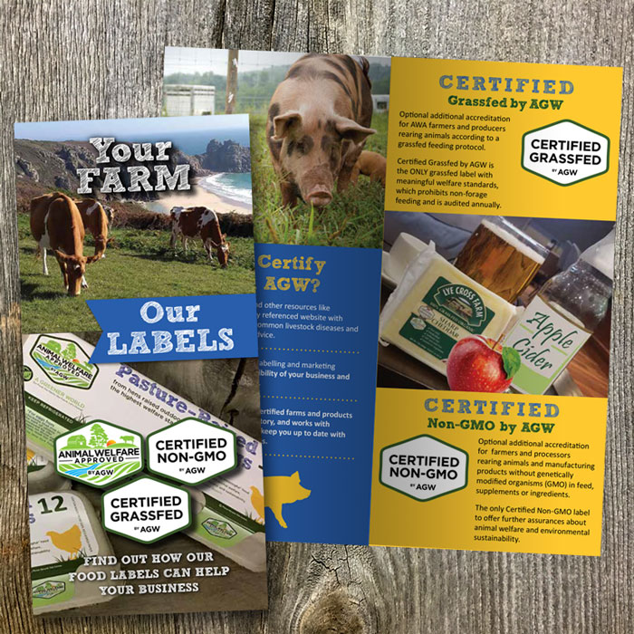 Shop United Kingdom/Europe Farmer Brochures