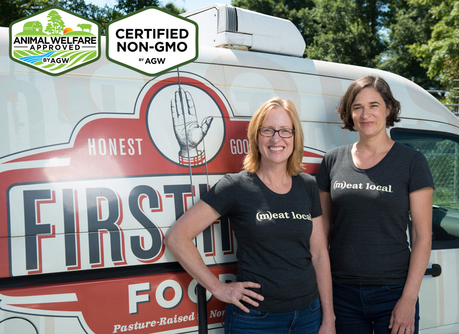 Firsthand Foods In NC Farm Profile