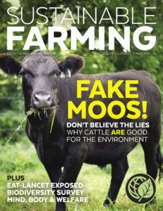 Spring 2019 Sustainable Farming magazine
