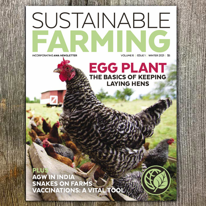 Sustainable Farming Magazine (Winter 2021)